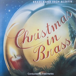 Brassband - Christmas in Brass (Front cover)