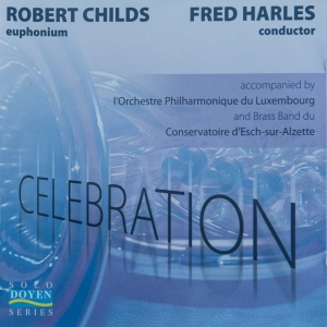 Brassband - Celebration (Front cover)